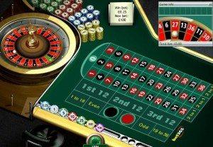 Bet365 European Roulette